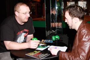 Interviewing Jon Kalmar